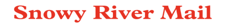 Publication banner: Snowy River Mail
